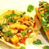 Thumbnail image for Old El Paso Chicken and Pineapple Tacos with Cabbage Mango Slaw