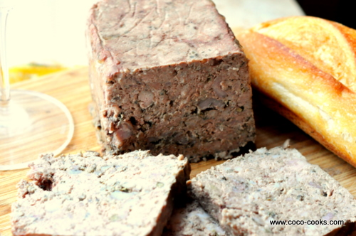 ... rustic meat terrine rustic meat terrine duck pork terrine with chef