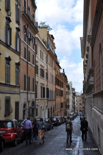 Post image for Musings on Rome