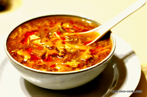 Post image for Hot and Sour Soup… The Ultimate Brew and Cure All