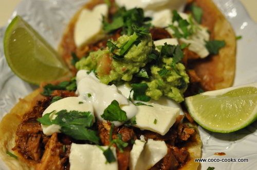 Post image for Pork Belly Chipotle Tacos While I Dream of Mexico