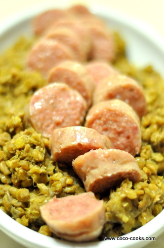 Post image for Cotechino and Lentils from Creminelli for the New Year and a Giveaway