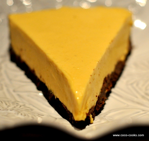 Post image for Sparkling New Home and A Sunny Recipe for Spring…Banana Mango Cream Pie