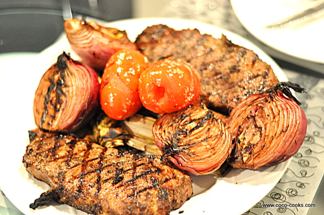Post image for Grilling up Walmarts USDA Choice Steaks