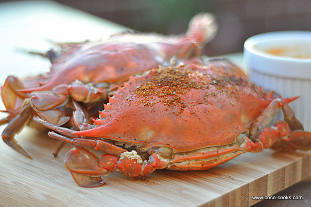 Post image for Summer Time Is For Blue Crabs…You Can't Take the Maryland Out of A Girl
