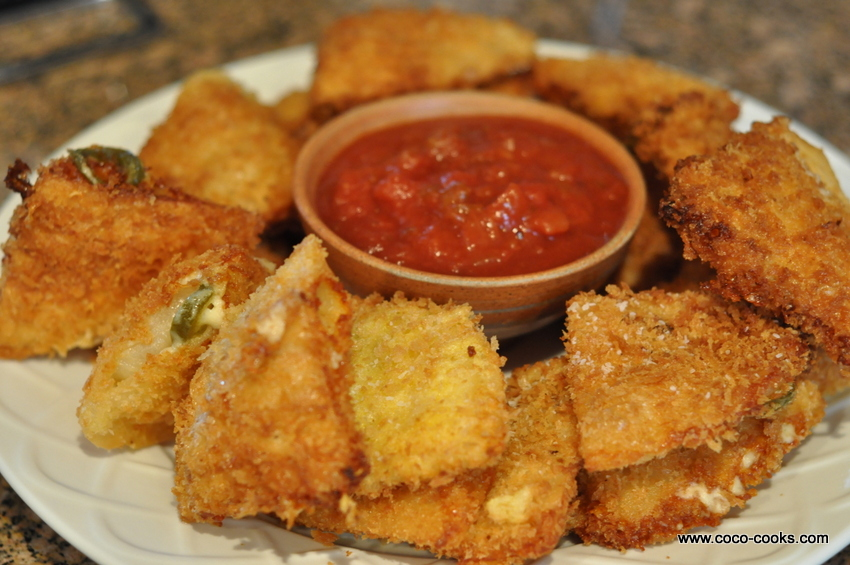 Post image for Old El Paso Deep Fried Quesadillas and Salsa for Game Day