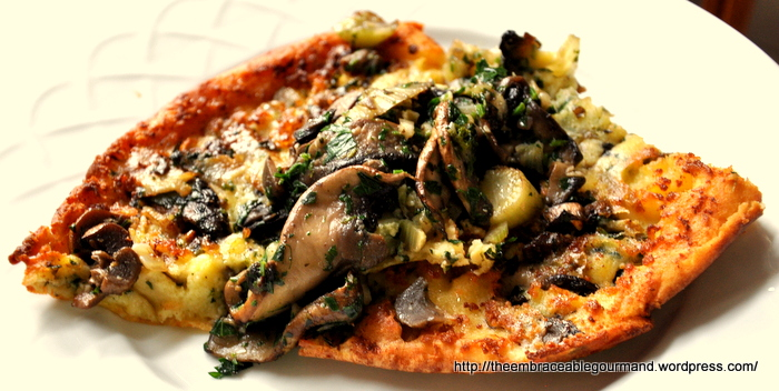 Post image for Savory Portobello Mushroom and Fennel Dutch Baby Pancake